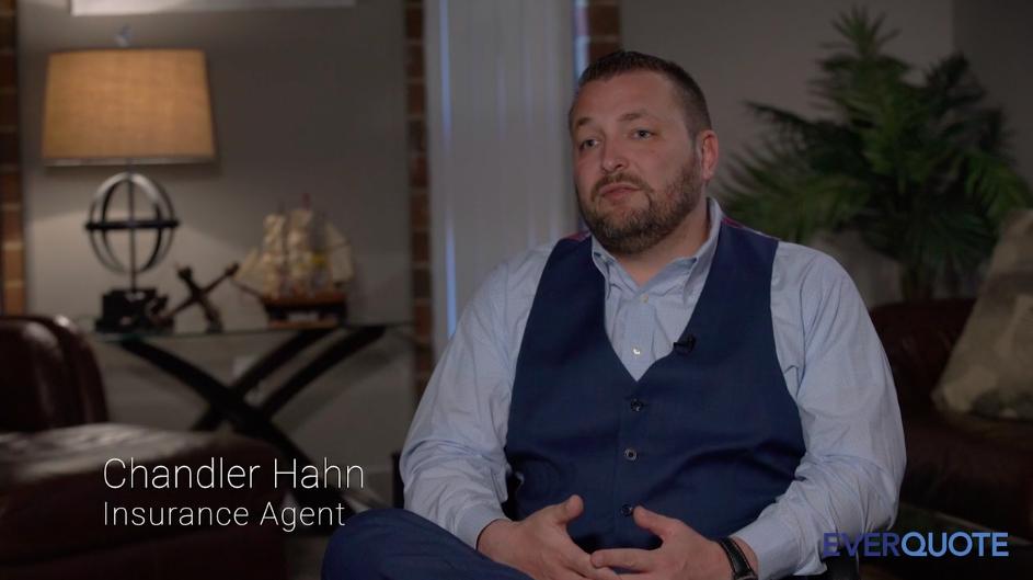 Testimonial: Chandler Hahn