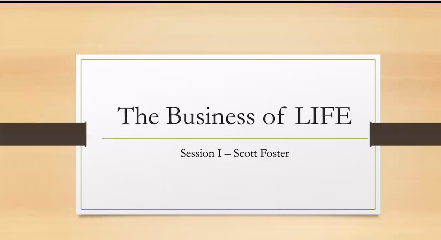 Life Term Conversions & Selling Prospects on the Advantages of Permanent Life Insurance with Scott Foster + Steve Cannon