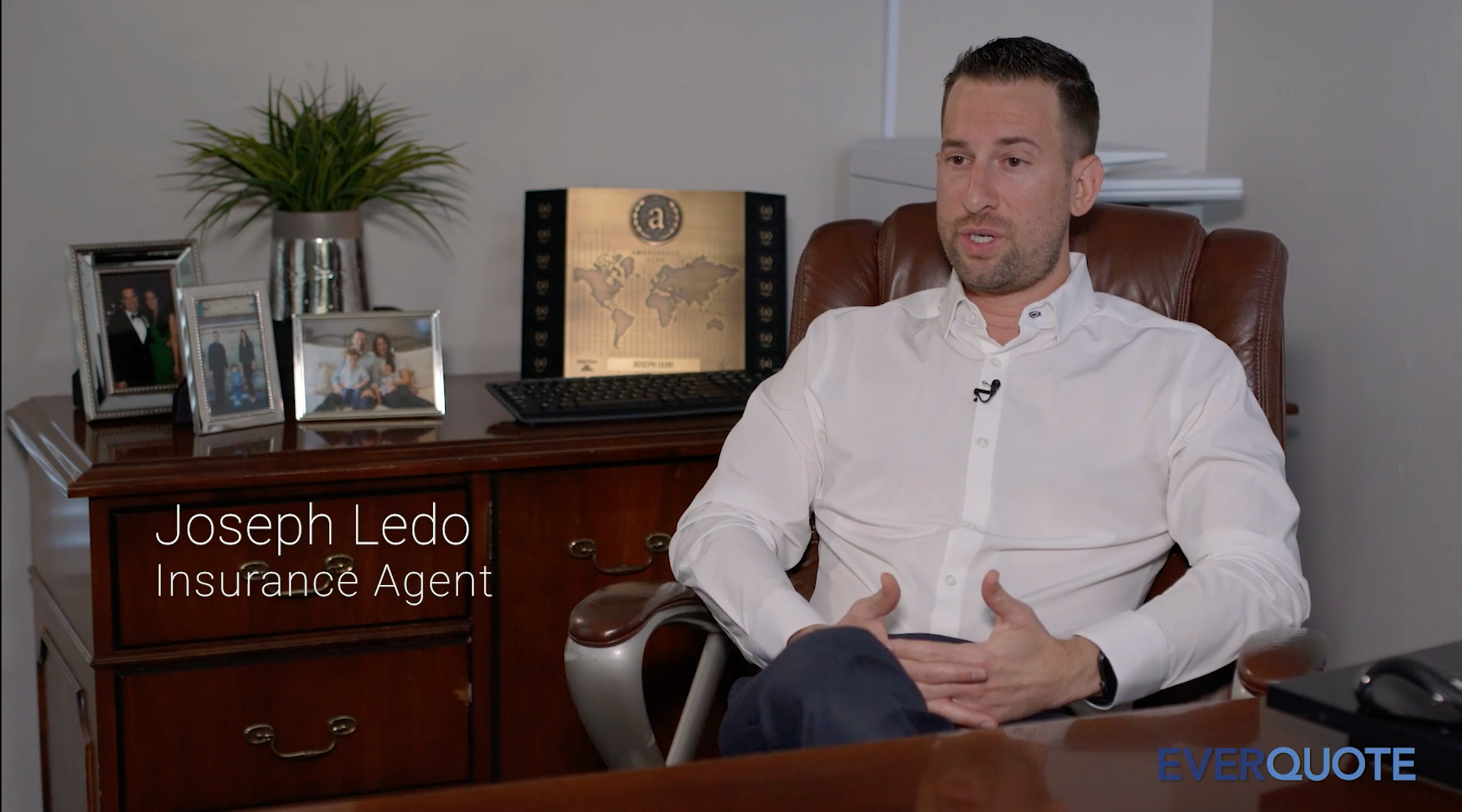 How EverQuote AGP Helps Captive Agent Joe Ledo Drive Huge ROI