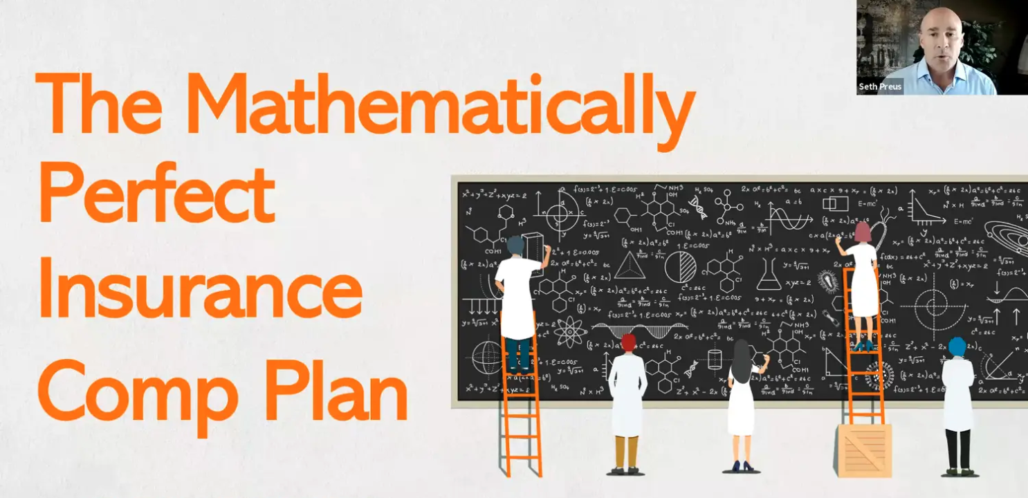 The Mathmatically Perfect Insurance Comp Plan with Seth Preus