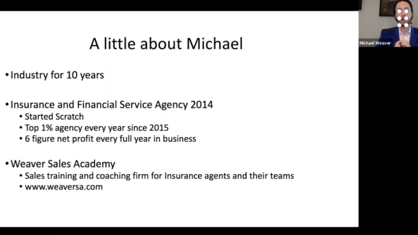 How a Successful Morning Leads to a Successful Business with Michael Weaver