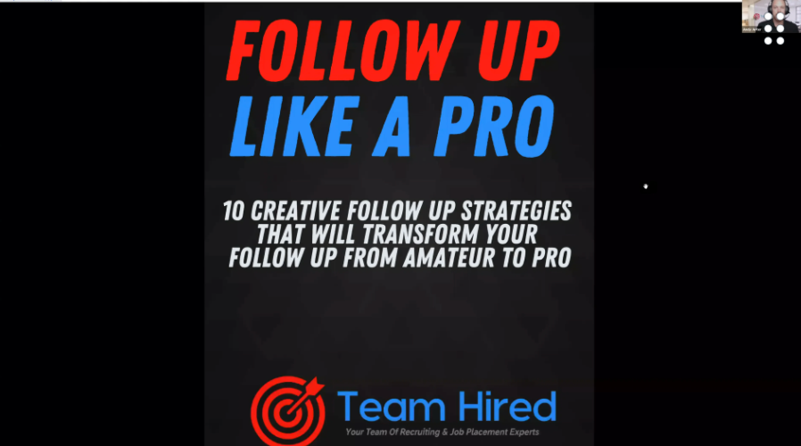 How to Follow Up Like a Pro (and Close More Sales) with Andy Arter of Team Hired