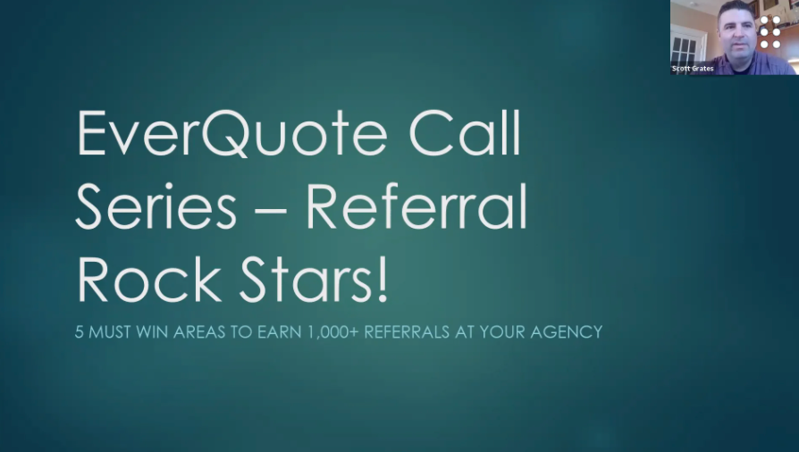 The Rock Star Referral Process with Scott Grates