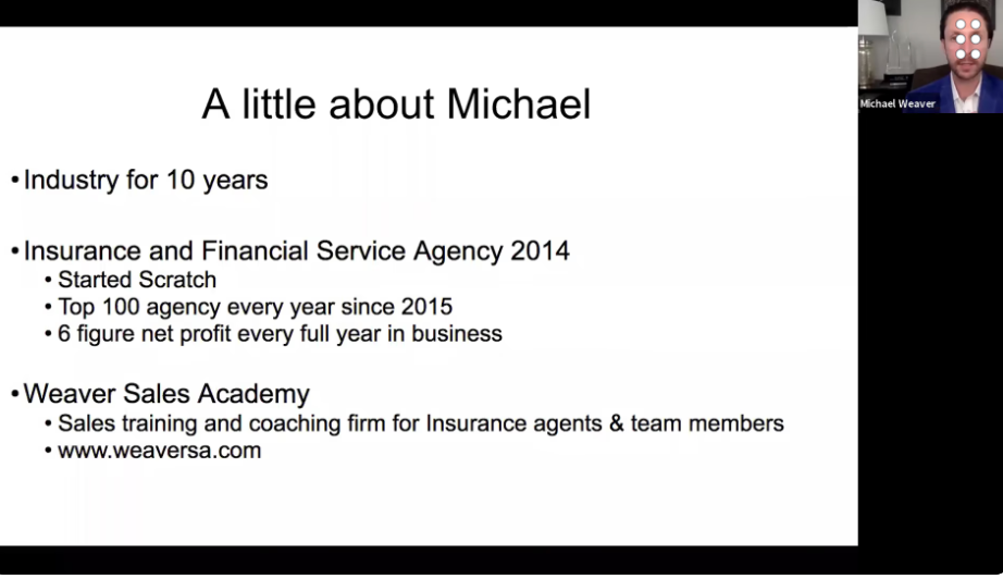 Insurance Retention Strategies: Turning Leads Into Lifelong Customers with Michael Weaver